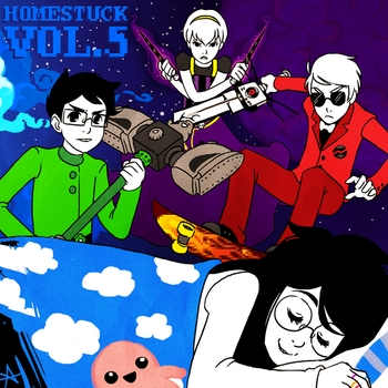 [b]HOMESTUCK.[/b] :3 [i]This right here. This is my LIFE.[/i]