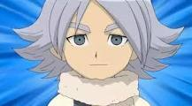 Fubuki-kun from Inazuma Eleven!! a picture of it need not be chibi to be cute XD