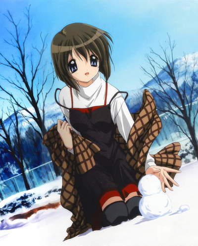 ok here, i LIEK tomoyo from clannad now~ i only dont liek her wen shes with tomoya(nagisa nd tomoya fangirl here)   who i would hate anyone would be shiori from kanon~ i think shes pwetty nd i LOVE her story but she sometimes annoys the crap out of meh -3- MY OPINION~