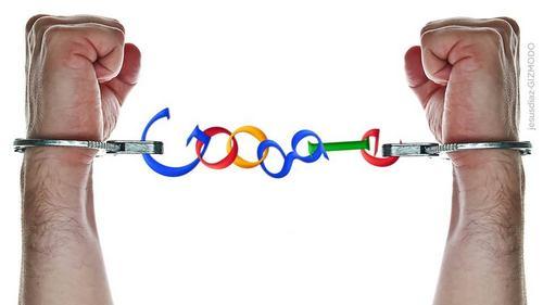 गूगल Cuffs! XDXD