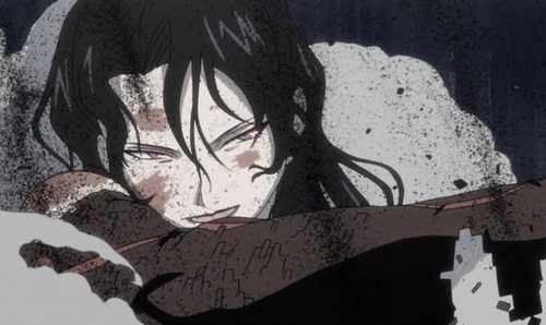 I Honestly Thought FMA Brotherhood was perfect as it was. and I was just sad over Lust-san's passing.