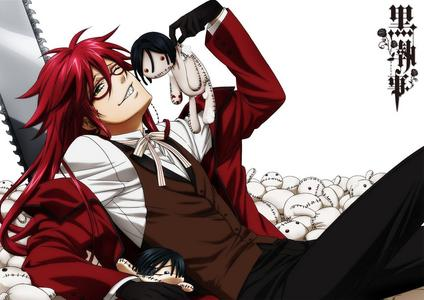 i like red so i give 你 grell