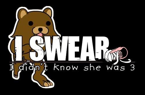 Pedo भालू alert :3