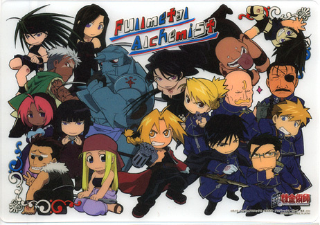My fave animes are: Fullmetal Alchemist (both versions) Soul Eater कुरोशितसूजी Fairy Tail