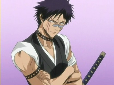 Shuhei Hisagi from Bleach, we are both leo