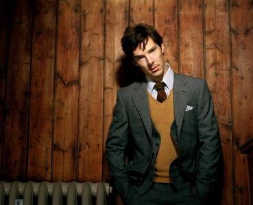 Benedict Cumberbatch. ^U^