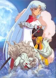 Why, I have amazing power, (Sesshomaru from InuYasha)
