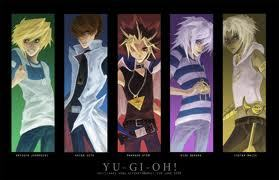 i would live in yugioh...for the hot boys of course and i like action