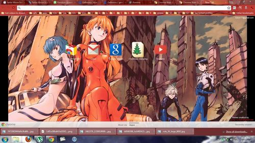 I use Firefox,Google Chrome and Safari. But right at this moment. I'm using 구글 Chrome.
