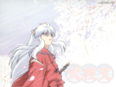 I'll definitely live in Inuyasha's world...anyway it's Japan ♥