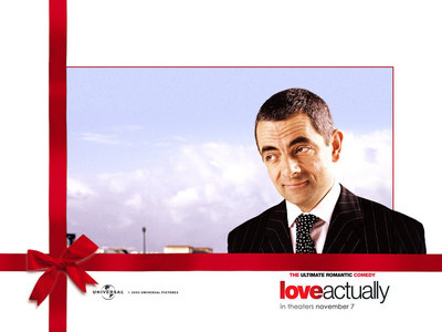 im going to say rowan atkinson not sure why though.