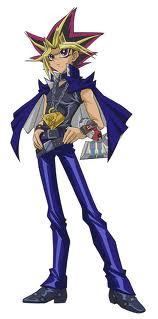 yami yugi because he's headstrong,sexy and has a soothing voice