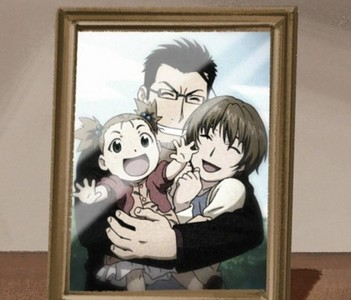 Hughes family from FMA