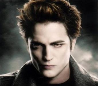 Edward in Twilight Breaking Dawn