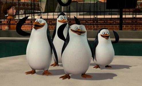 Cartoon: The Penguins Of Madagascar! :D Non-cartoon: Criminal Minds! :D