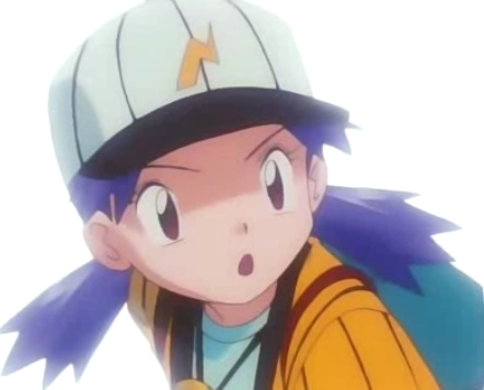 Me..Er..Well I think I act a lot like Nanako-chan/Casey from Pokemon because me and her both love baseball and we can get pretty loud when we watch out team etc. and sometimes I can act like Hinata-chan..in being extremely quite and shy.