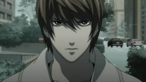 Light Yagami.