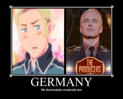 Germany from Hetalia! :D