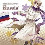 Russia~! Vodka~!