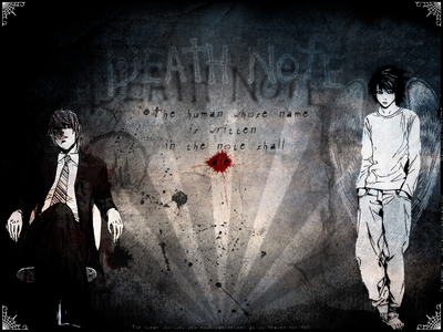 Death Note. ^-^