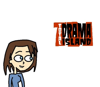 *Quickly Drew It* Me In TDI Form, Looking At What's Most Important In My Life: Total Drama Island XD