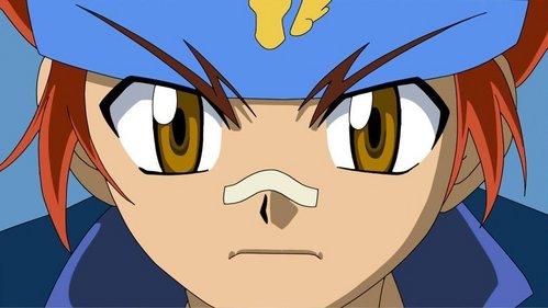 (Ginga Hagane) It's weird to cuz I'm a girl and Ginga's a boy... O.o