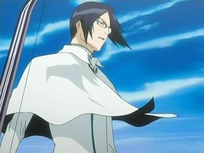 I kinda act like Uryū Ishida from Bleach.
