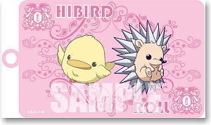 Hibird and Roll from KHR!