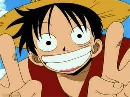 Luffy from One piece has rubber powers and super human strength.