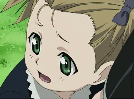"""Does Elicia Hughes from FMA count? her father did """"pass away""""..but he was shown a lot before his passing..but still..hope she counts."""