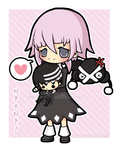 crona from soul eater!