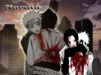 火影忍者 and Sasuke