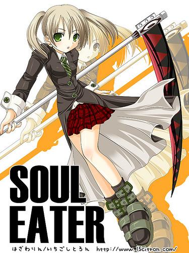 Maka from Soul Eater