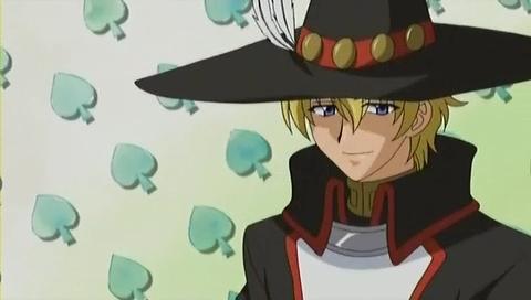 Winner Sinclair from the anime Karin (Chibi Vampire)
