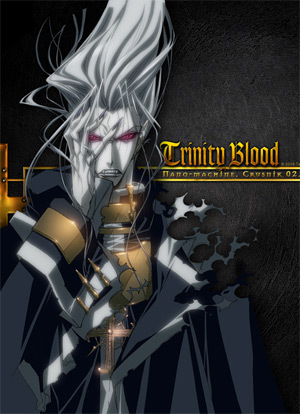 Trinity Blood: Able Nightroad, Crusnik form He looks so awesome like this! :)