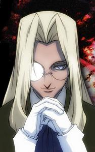 Hellsing: Integra Hellsing Had Amber from Darker than Black thought her hair was blond but it seemed to be più greenish-yellow so here's a diff. pic. Better yea? :D