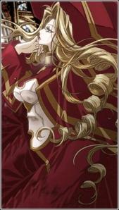 Cardinal Caterina Sforza from Trinity Blood~