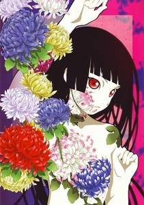 Enma ai from Hell Girl
