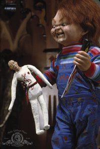 This is the end,friend.(quote from Child's Play 1988)