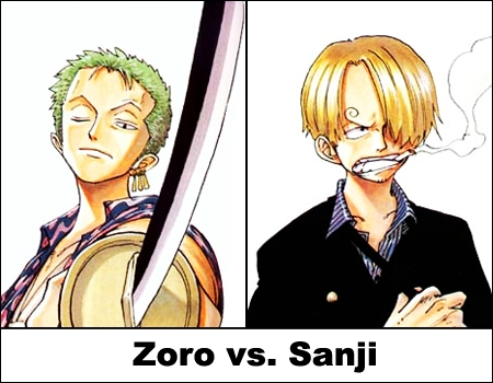 K my current favorito! is One Piece I just started watch'n an it was REEALLY hard to decide but I'd have to say for the moment its..ok screw it! I can't decide between the two so I've changed my answer, I pick both!