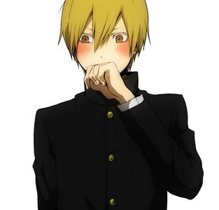 masaomi kida<3:D favorito! anime is durarara!!<3<3<3