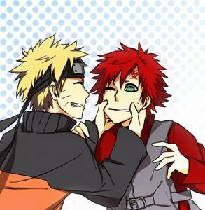 "It's a 5 way tie. ._."" All from Naruto. Naruto, Gaara, Deidara, Itachi, Sasori. ^_^"