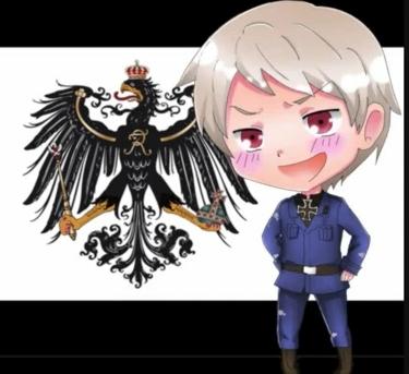 Cute little Prussia and his cute little epicness...Hetalia! ^.^