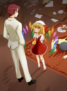 Touhou and Umineko XD