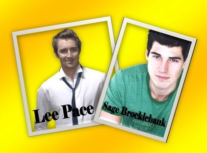 Lee Pace या Sage Brocklebank XD both Hotties!