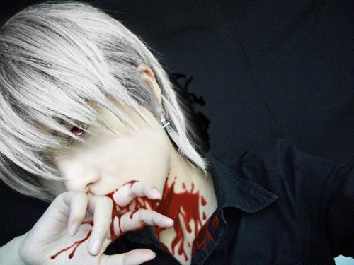 Zero from Vampire Knight cosplay~