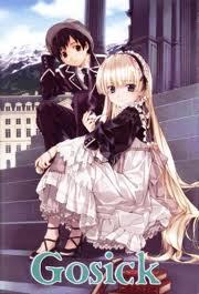 gosick has the cutest girl youll ever see, an adorable boy and a great plot :) :) :) plz watch its a MUST-SEE!!! <3