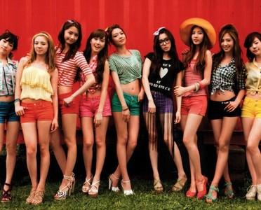 Jessica's smile Taeyeon's height Seohyun's hardwork Yoona's eyes Yuri's laugh Sooyoung's voice Tiffany's leg Hyoyeon's nose Sunny's cheeks