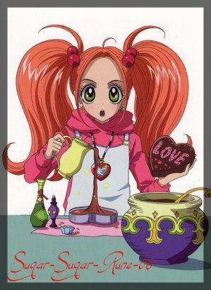 Chocola from sugar sugar rune!!X)
