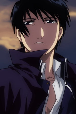 Roy Mustang, dunno why I like him that way though. -_-